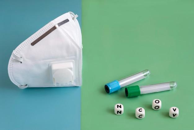 N95 gesichtsmaske, n95 atemschutzgerät zum schutz vor coronaviren