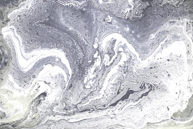 Nachahmung der wellen aus grauem achat. abstrakter hintergrund.