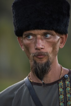 Nachkommen der kosaken im altai