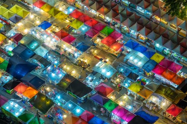 Nacht markt.