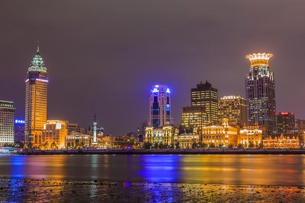 Nacht stadtansicht
