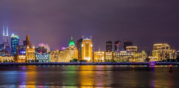 Nacht stadtansicht Kostenlose Fotos