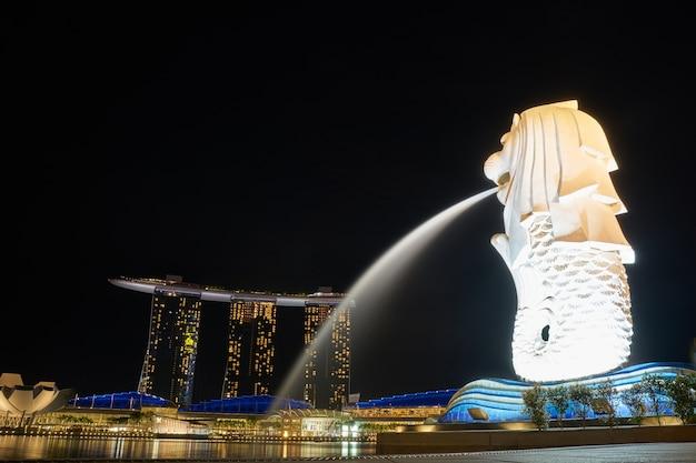 Nacht wunderbar urban schöne landschaft