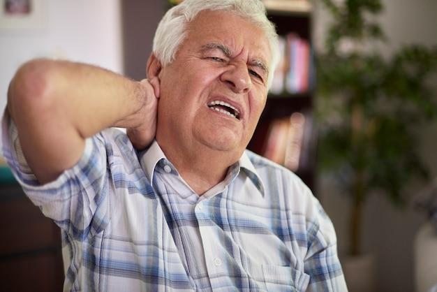 Nackenschmerzen sind für mich ein sehr ernstes problem