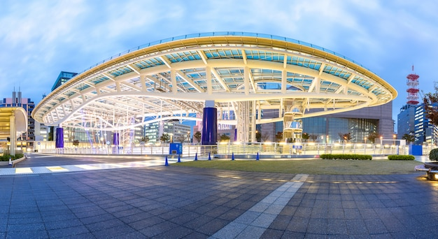 Nagoya oasis 21 öffentlicher parkbereich
