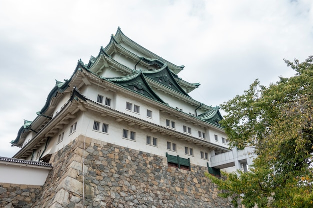 Nagoya-schloss in japan