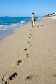 Nah am strand