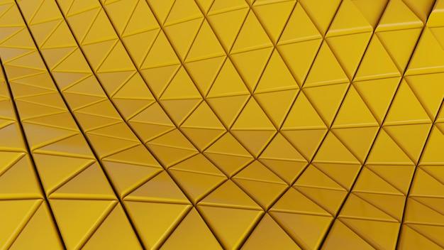 Nahaufnahme abstrakte hintergrundzelle dreiecke. matrix-netzwerkmuster-tech-wallpaper.