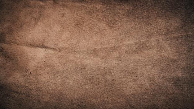 Nahaufnahme auf echtleder textur