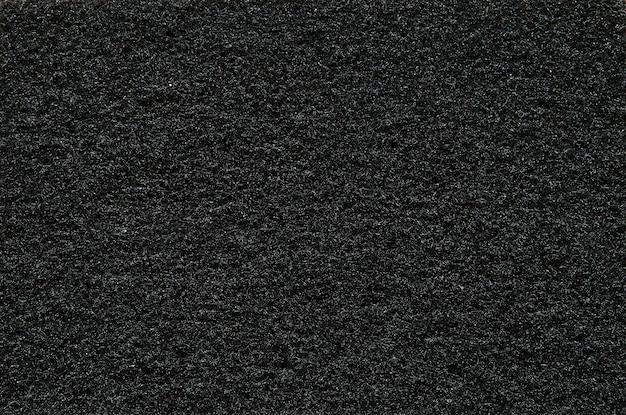 Nahaufnahme der feinen schwammigen textur