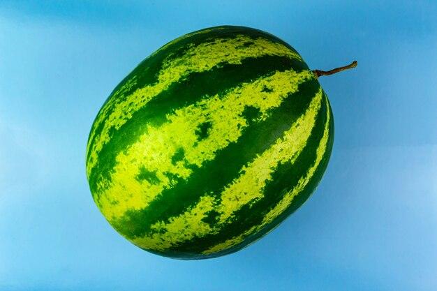Nahaufnahme der frischen wassermelone
