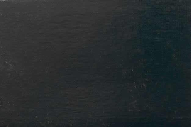 Nahaufnahme der leeren schwarzen tapete