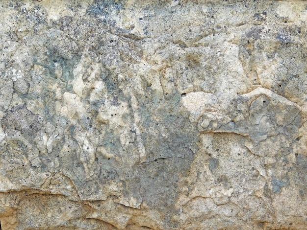 Nahaufnahme der steinbeschaffenheit im freien