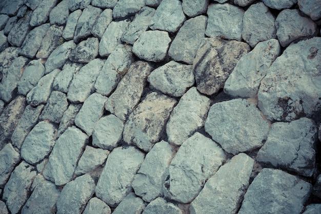 Nahaufnahme des grauen starken steinwandbeschaffenheitsgebrauches für hintergrund