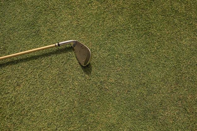 Nahaufnahme eines golflochs. bali. indonesien.