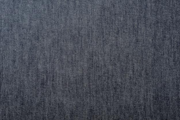 Nahaufnahme indigo denim stoff textur, material für jeans und andere kleidungsstücke.