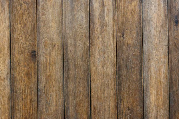 Nahaufnahme schuss von planke aus holz