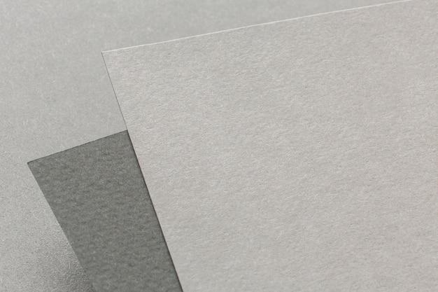 Nahaufnahme von minimalistischem verpackungsmaterial