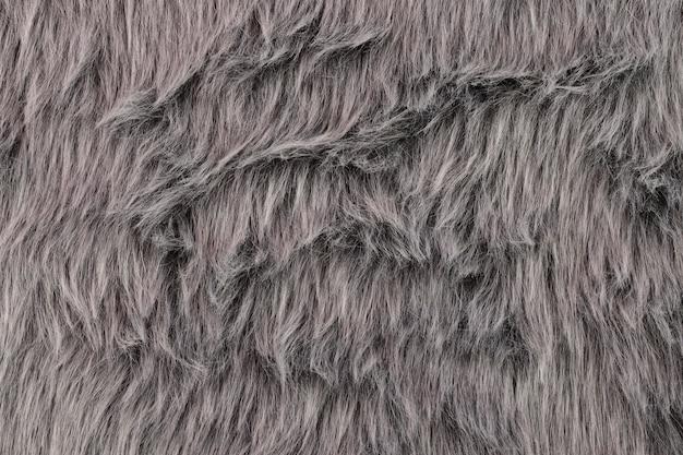 Nahaufnahme von pelzigen textur-hintergrund