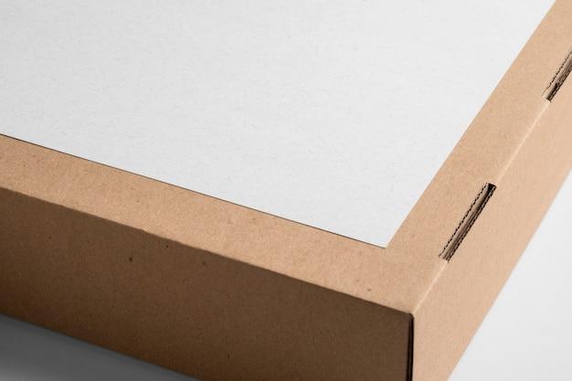 Nahaufnahme von schmucklosem papiermaterial
