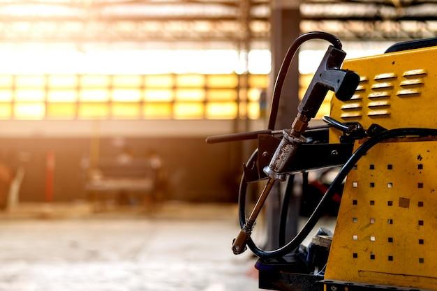 Nahaufnahmeautoentwurfs-wiederherstellungsmaschine für auto