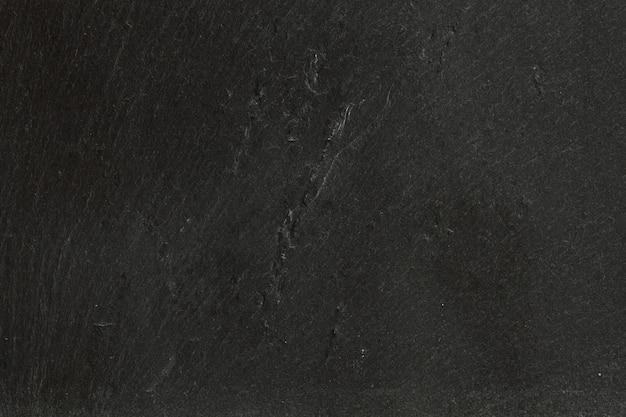 Nahaufnahmetextur des schwarzen schiefers