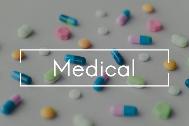 Nahrungsergänzungsmittel healthcare treatment drugstore