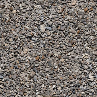 Nahtlose textur - kleine kieselsteine