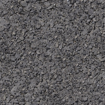 Nahtlose textur - trockener schwarzer rissiger boden