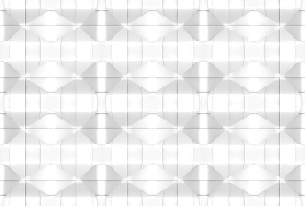 Nahtloser abstrakter moderner weißer kurvengrafikmusterartwand-beschaffenheitshintergrund.