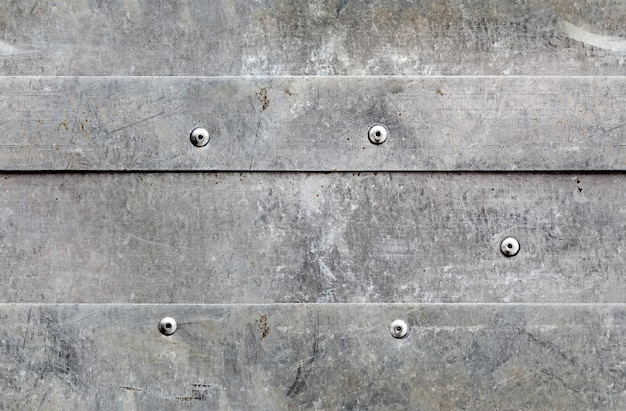 Nahtloser grunge aluminiumhintergrund