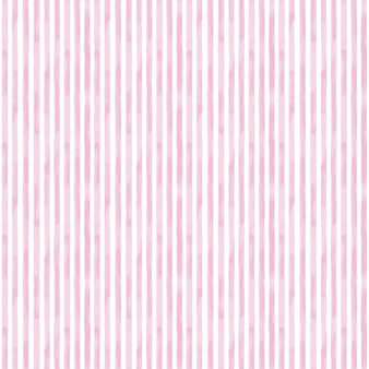 Nahtloses muster mit rosa streifen. aquarell handgezeichnete rosa und weißen hintergrund. tapeten, verpackungen, textilien, stoffe