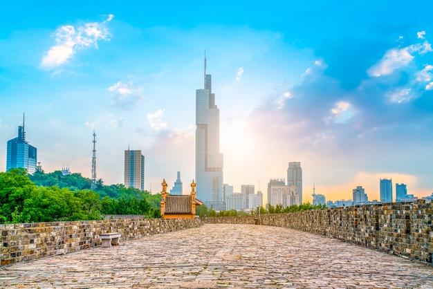 Nanjing ming stadtmauer