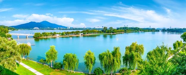 Nanjing xuanwu see