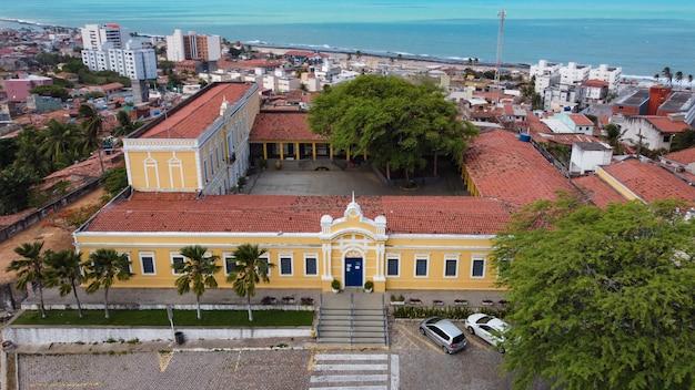 Natal, rio grande do norte, brasilien - 12. märz 2021: natal city tourism center
