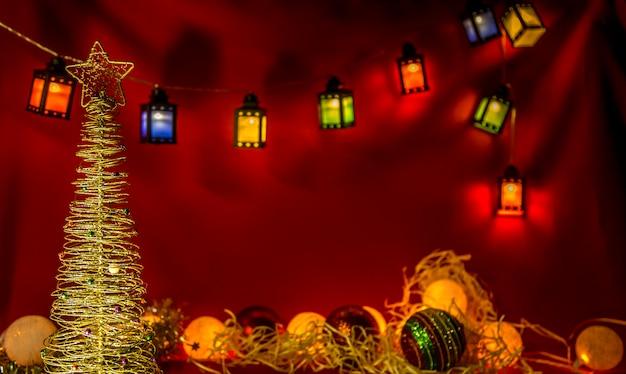 Natal thema feier dezember