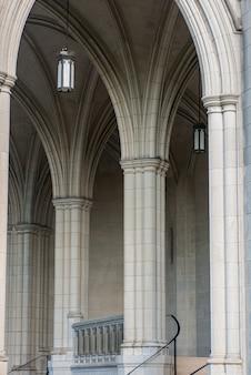 National cathedral exterieur, washington dc