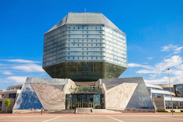 Nationalbibliothek von belarus