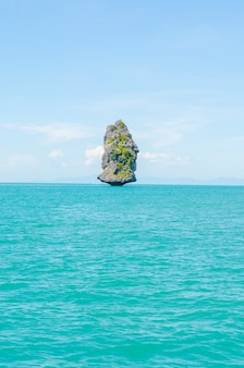 Nationaler marinepark angthong, koh samui, suratthani, thailand