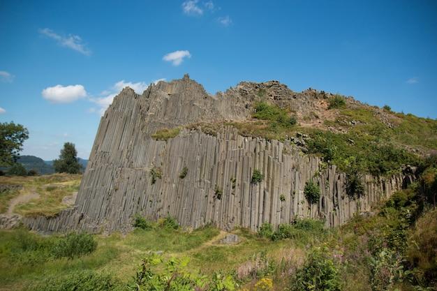 Nationales naturdenkmal von panska skala