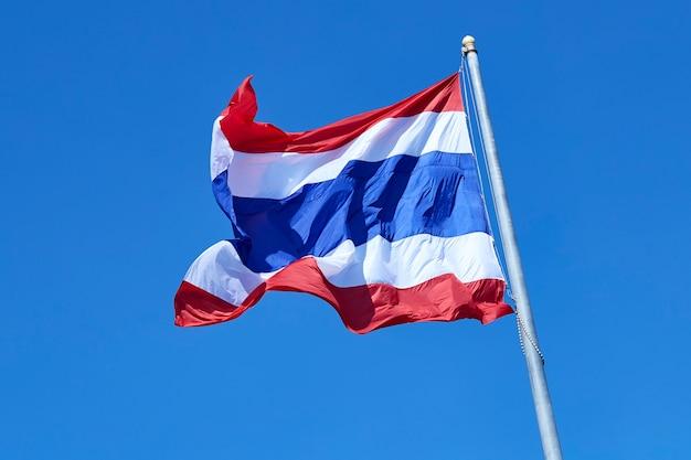 Nationalflagge von thailand