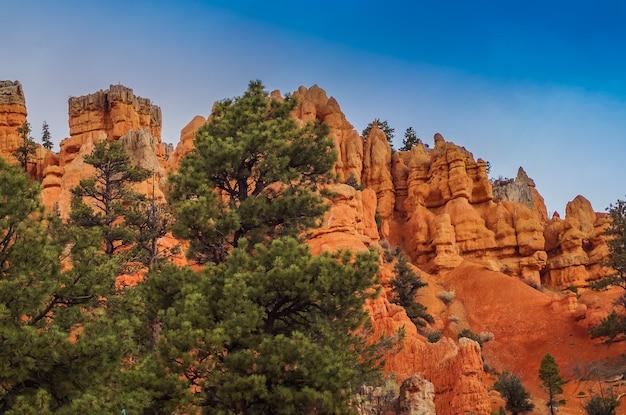 Nationalpark bryce-schlucht