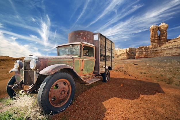 Natürliche landschaft von horseshoe bay, grand canyon, colorado river, monument valley. arizona, usa