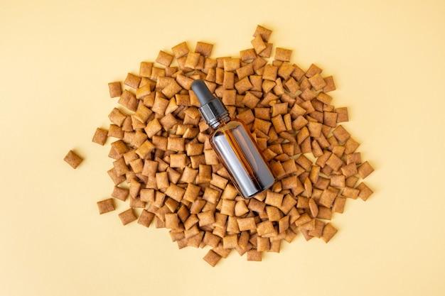Natürliche nahrungsergänzungsmittel für katzen und hunde
