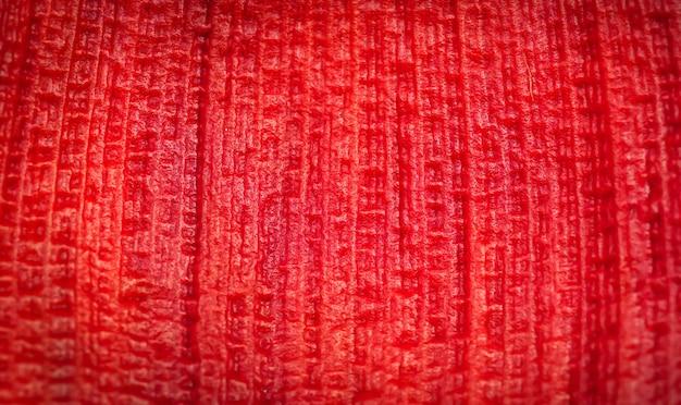 Natürliche rote hintergrundtextur gemacht für weihnachtszwecke abstraktes dunkles farbdesign