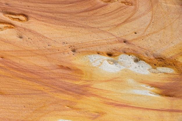 Natürliche sandsteinbeschaffenheit und -hintergrund