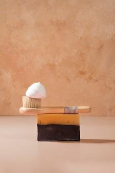 Natürliche selbstpflegeprodukte