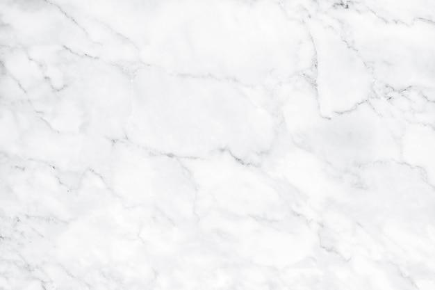Natürliche weiße marmorbeschaffenheit für luxuriösen hintergrund der hautfliesen-tapete