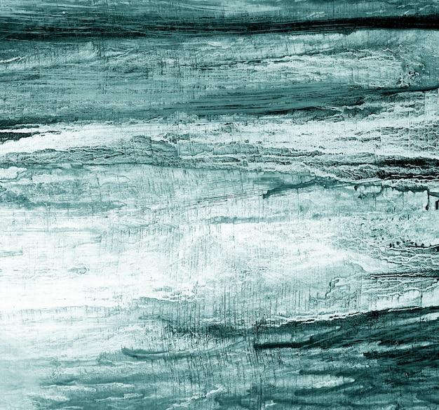 Natürlicher abstrakter hintergrund der grünen farben der aquarellmalerei mit beschaffenheit.