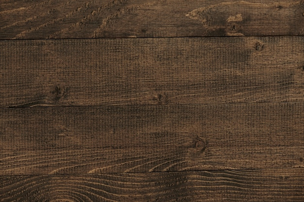 Natürlicher dunkler holzplankenhintergrund, bretter als abstrakter hintergrund mit leerem raum als schablone, holzstruktur